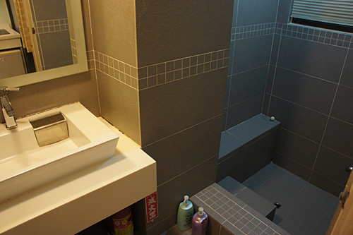 台湾のマンション