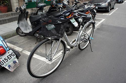 台湾製自転車