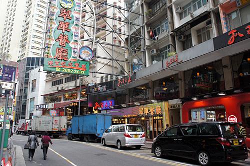 香港ファミレス